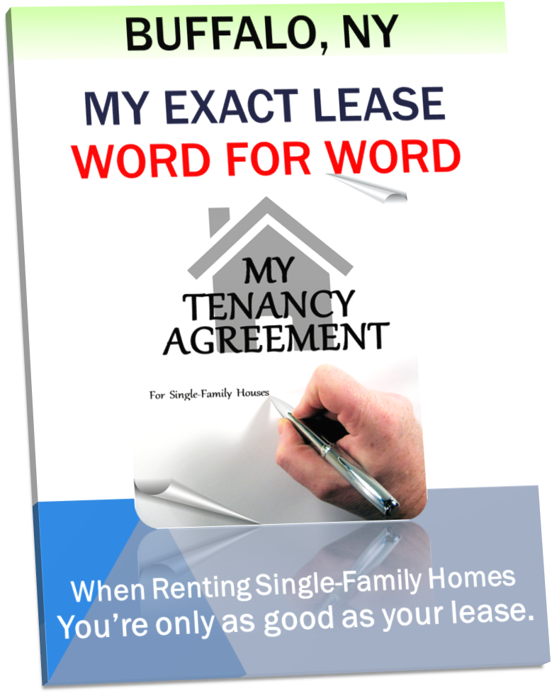 My Lease Agreements Invest In Buffalo Ny Real Estate